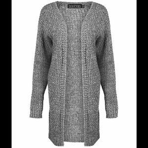 BOOHOO Lydia EdgetoEdge Maxi Cardigan Size S/US 6